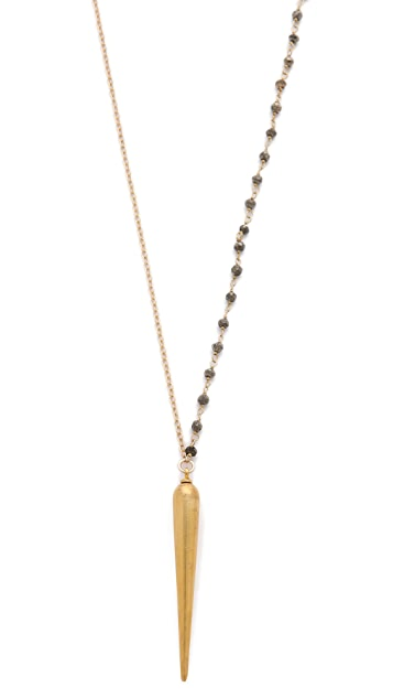 Heather Hawkins Long Hypnotic Necklace