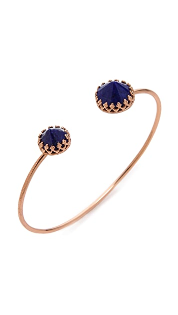 Heather Hawkins Spendor Spike Cut Bangle