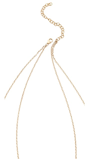 Heather Hawkins 2 Layer Trip Necklace