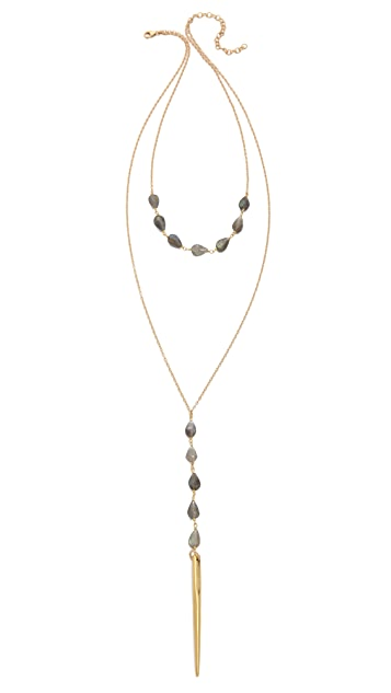 Heather Hawkins Fountains Necklace