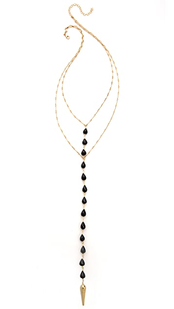 Heather Hawkins After Midnight Necklace