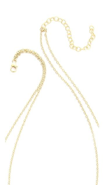 Heather Hawkins Walkin Blues Necklace