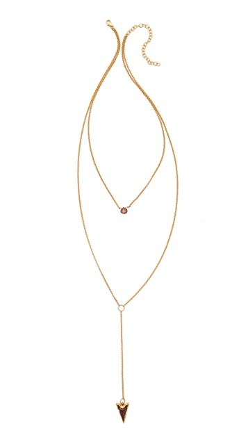 Heather Hawkins Beating Heart Necklace