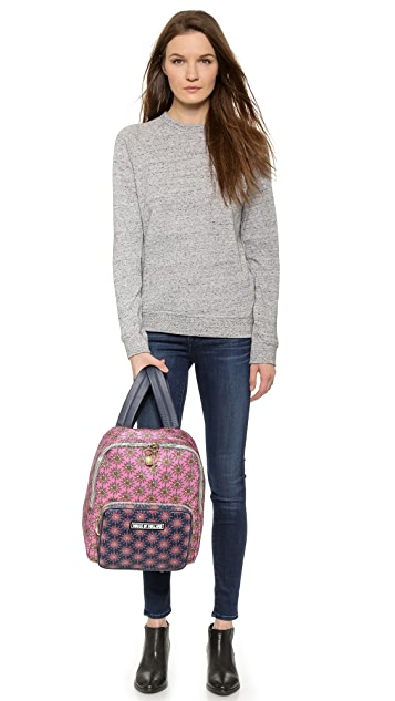 House of Holland Floral Backpack