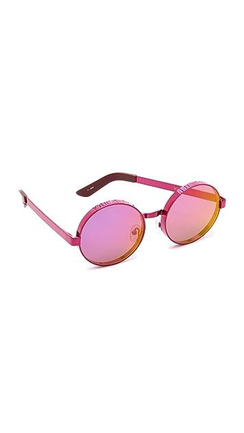 House of Holland Bottle Bottoms Sunglasses
