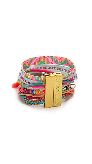 Hipanema Rainbow Bracelet