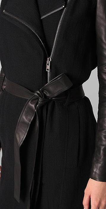 Helmut Lang Eon Trench Coat