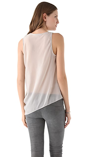 Helmut Lang Lyra Sleeveless Top