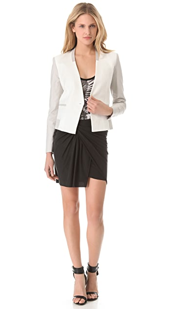 Helmut Lang Quarry Suiting Blazer