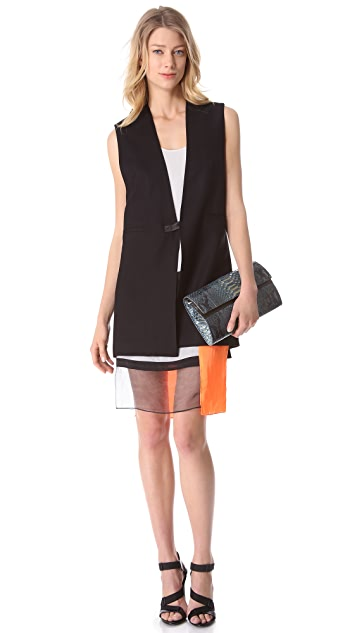 Helmut Lang Ark Suiting Vest