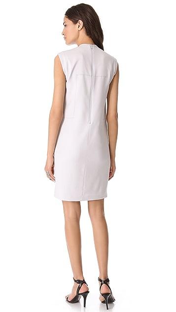 Helmut Lang Double Vent Dress