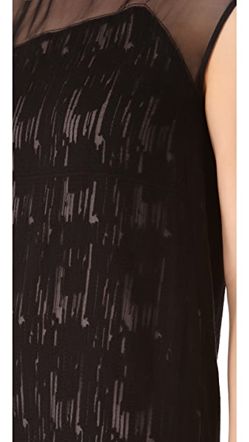 Helmut Lang Thread Stitch Dress