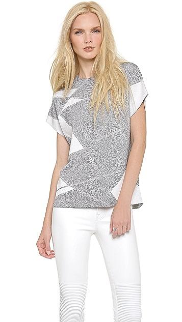 Helmut Lang Short Sleeve Pullover