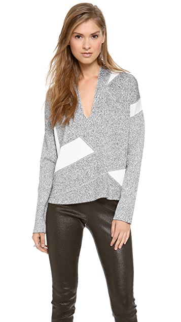 Helmut Lang Long Sleeve Pullover