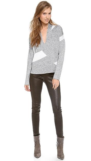 Helmut Lang Long Sleeve Pullover