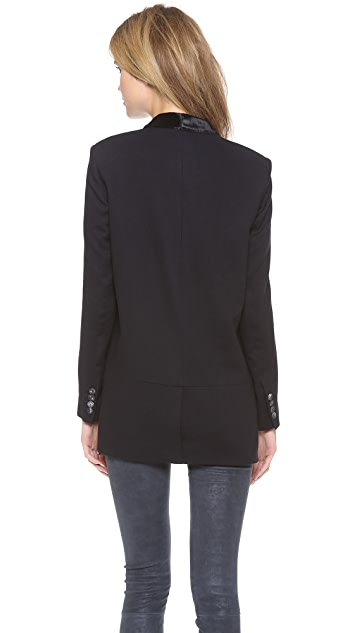 Helmut Lang Long Panel Jacket