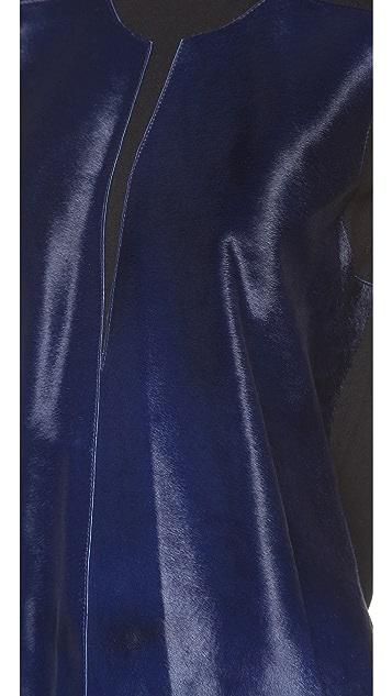 Helmut Lang Haircalf Top