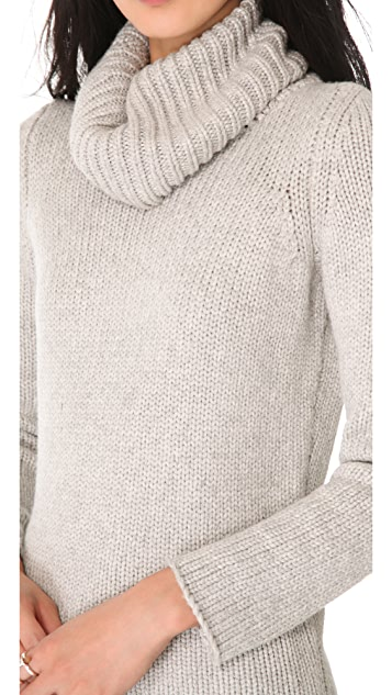Helmut Lang Fitted Turtleneck Pullover