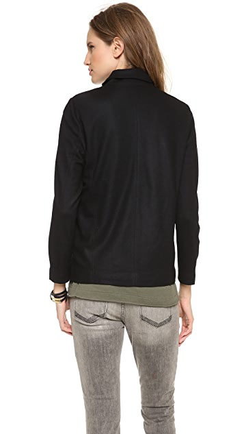 Helmut Lang Sonar Wool Jacket