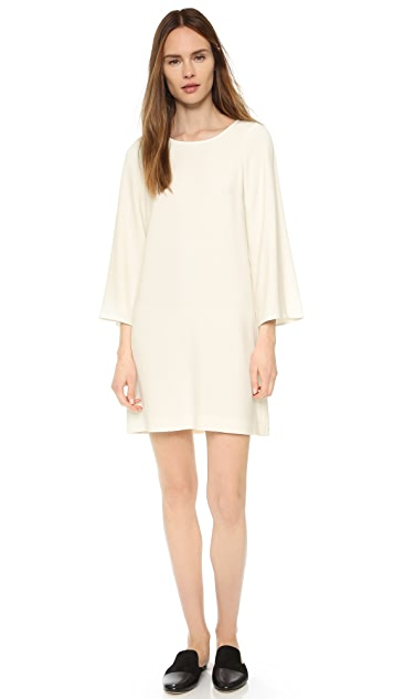 Helmut Lang Crepe Dress