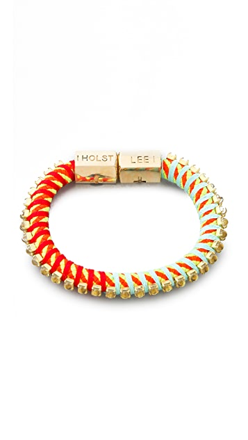 Holst + Lee Single Strand Bracelet