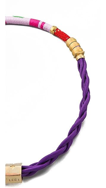 Holst + Lee Yigal Braided Belt / Necklace