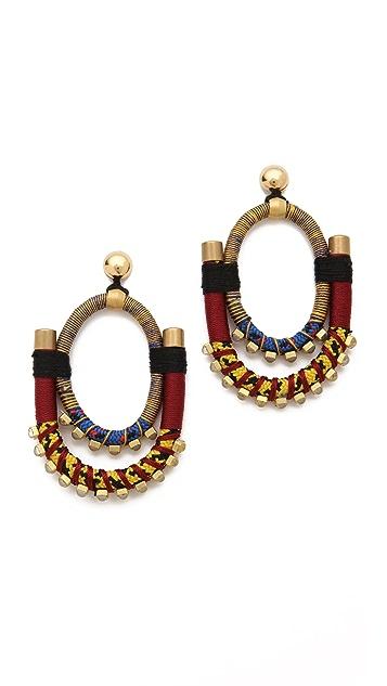 Holst + Lee Frieda Earrings