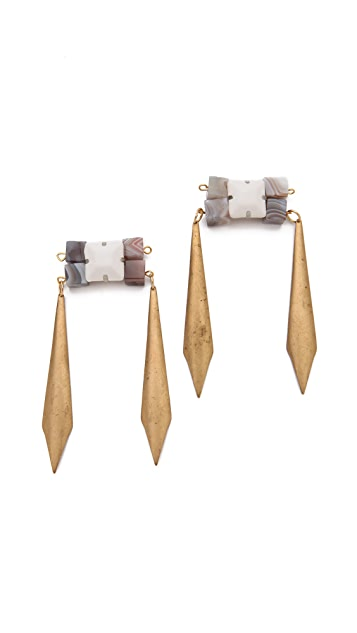 Holst + Lee Icicles Earrings