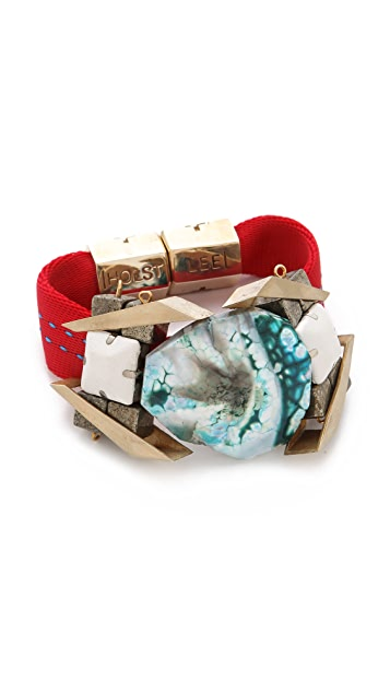 Holst + Lee Ice Ice Baby Bracelet