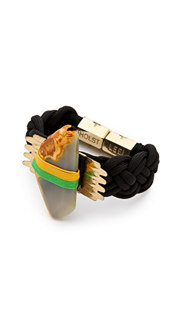 Holst + Lee Sushi Roll Bracelet