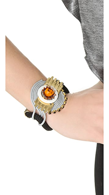 Holst + Lee Power of Greyskull Bracelet