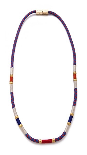 Holst + Lee Texas Blind Necklace