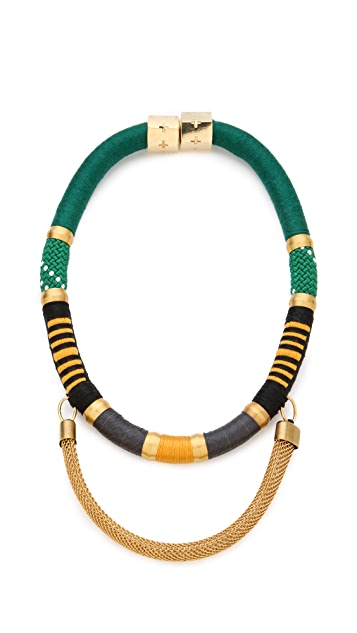 Holst + Lee Half Time Necklace