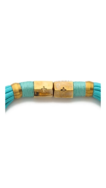 Holst + Lee Big Sur Colorblock Necklace