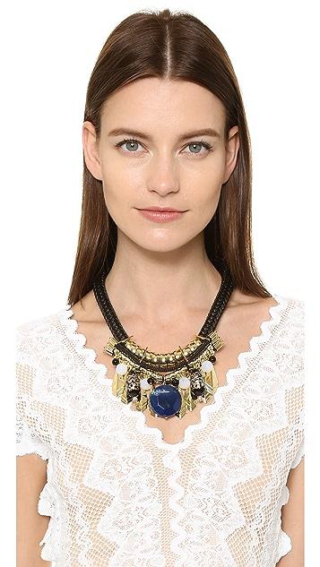 Holst + Lee Singapore Stone Necklace