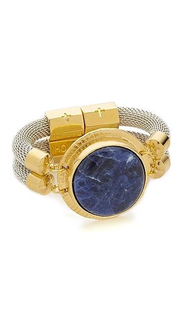 Holst + Lee New Moon Statement Bracelet