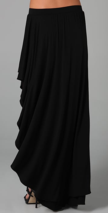 Holy Tee Polaire Maxi Skirt