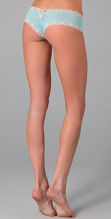 Honeydew Intimates Lace Up Boy Shorts
