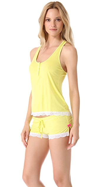 Honeydew Intimates Sweetheart PJ Set