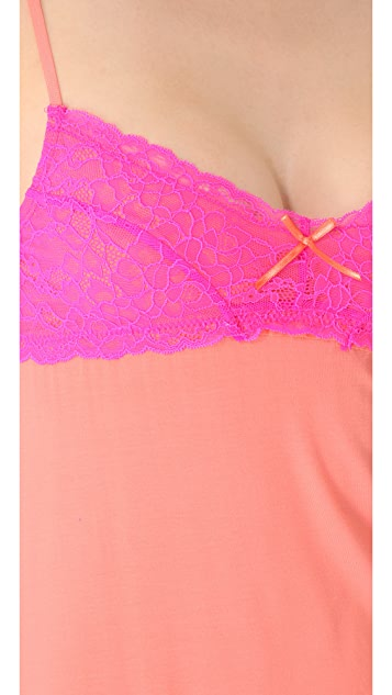Honeydew Intimates Emma Elegance Lace Chemise