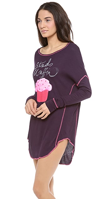 Honeydew Intimates Cozy Up Tunic