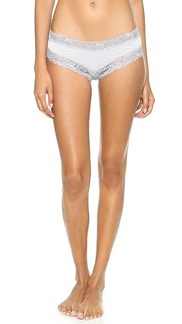 Honeydew Intimates Marti Printed Hipster Panties