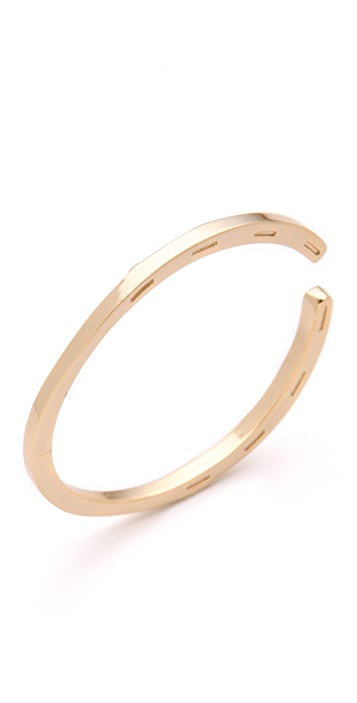 House of Harlow 1960 Horseshoe Bangle