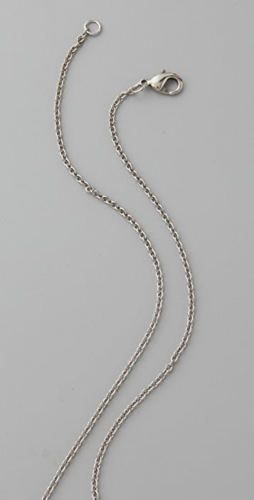 House of Harlow 1960 Arrow Drop Necklace