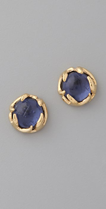 House of Harlow 1960 Antler Button Stud Earrings