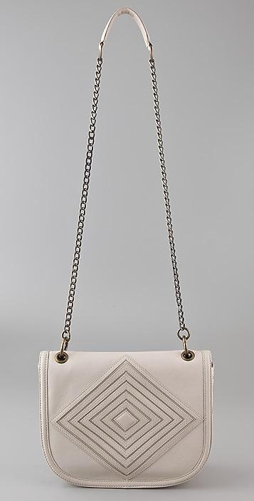 House of Harlow 1960 Sage Bag
