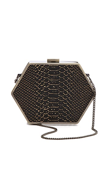 House of Harlow 1960 Zola Clutch