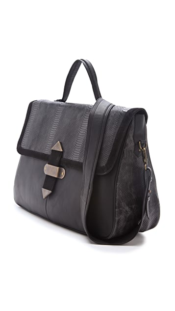 House of Harlow 1960 Dakota Satchel