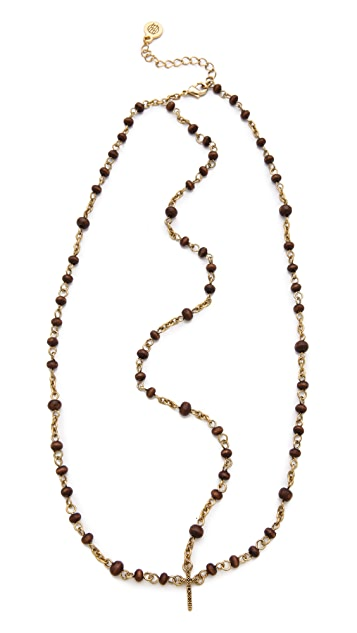 House of Harlow 1960 Rosary Head Piece