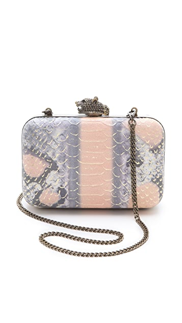 House of Harlow 1960 Dylan Clutch